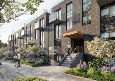 Kingsway-By-The-River-Townhomes-Rendering